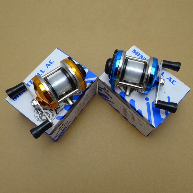 Fishing Reel Metal Mini Bait Spinning  Parts Hot LOWEST Price Crap REEL