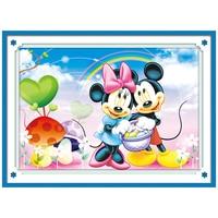 Diamond Painting Mickey Mouse Painting Diamond Mosaic Needlework 5D Diamond Embroidery Cross Stitch Cartoon Mouse Home