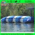 0.9mm PVC Encerado Do pvc Inflável blob/air bag salto Inflável da água/Água catapulta