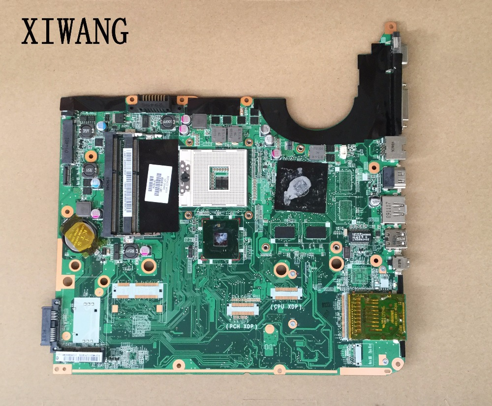 Free Shipping 600816-001 for HP PAVILION DV6 DV6-2000 laptop Motherboard Notebook PC systemboard 100% tested free shipping 685783 501 laptop motherboard for hp 1000 2000 notebook pc please compare before order