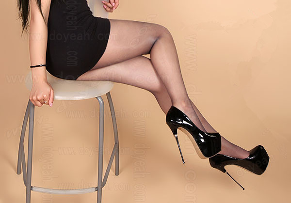 Meia calça > 1D linha garfo play ultra - fino ultra gloss meia calça