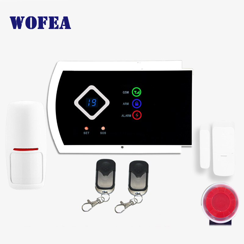 Free shipping wireless & wired 101 zone ISO & android APP support home security GSM  alarm systemFree shipping wireless & wired 101 zone ISO & android APP support home security GSM  alarm system