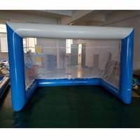 inflatable Beach football door football field water sport toys color and size