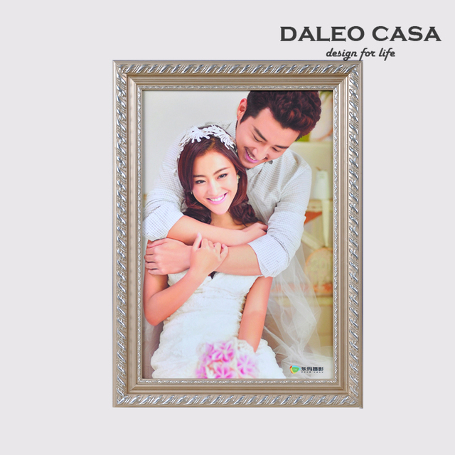 DALEO CASA wood frame wall frame wedding 20 inch 24 inch 30 inch 40 ...