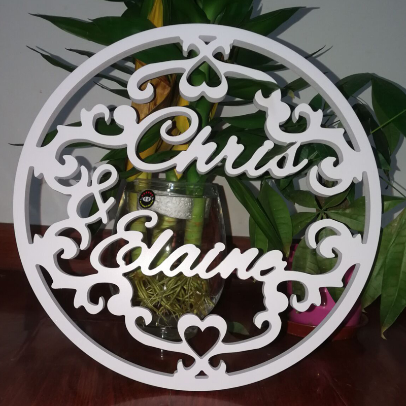 pendants in wood Christmas baubles personalized ornament laser cut names CHRISTMAS custom gift tags with name