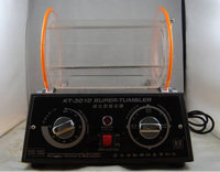 kt3010 silver rotary tumbler,gold burnishing polisher,Jewelry polishing tool,jewelry burnishing tumber,mini magnetic grinder joy