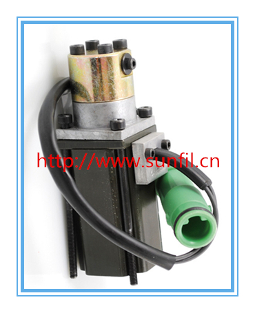Spare parts Main pump solenoid valve ,096-5945/0965945 for E200B excavator,3PCS/LOT,Free shipping hydraulic pump solenoid valve e200b cat