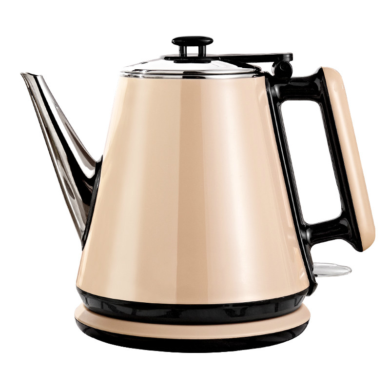 NEW Electric kettle automatic power cut off household long mouth mini 304 stainless steel electric вода розовая ааша хербалс натуральная 200мл