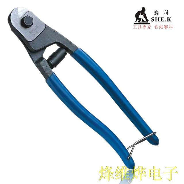 Steel Wire Clamp Wire Cut Wire Rope Cut Cable Clamp Industrial Grade ...