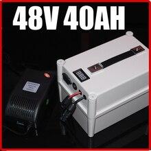 48 В 20ah lifepo4 Батарея Портативный Батарея, электрический велосипед самокат обновления 1000 Вт, водонепроницаемый 48 В литий Бесплатная доставка