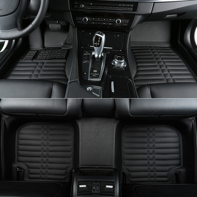 Best Quality Custom Car Floor Mats For Jeep Renegade 2019 2015