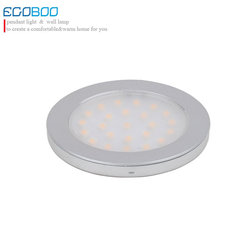 (6pcs/lot) 3w 12v Kitchen lamp Round Flat Surface Downlight LED Cabinet White Light Closet Lamp Bulb For Home lumination 6pcs set with driver cable connector cree 3w mini led cabinet downlight led recessed cabinet spot light white warm white