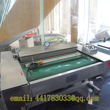 DZ1000C continuous vacuum sealer Large food vacuum packaging machine Meat vacuum machine