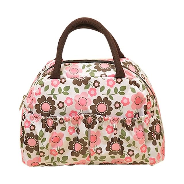 New Lady Women Handbags lunch box bag