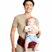 Baby Carrier 2015 New Design Waist Stool Walkers Baby Sling Hold Waist Belt Backpack Hipseat Belt