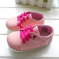 2017 Spring Autumn Genuine Leather Unti-Skid Casual Shoes Baby Girls Pink Toddler Shoes Indoor Prewalkers Shoes Bebe Sapatos