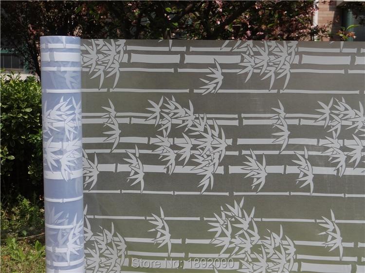45/60 * 200cm Αδιαφανές αυτοκόλλητο με - Διακόσμηση σπιτιού - Φωτογραφία 4