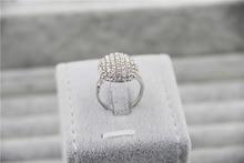 Hot Fashion Silver Charm Vampire Twilight Bella Crystal Ring Replica Engagement Wedding Ring Jewelry Valentine Gift