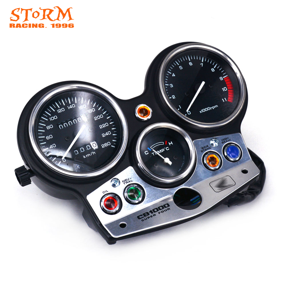 260 OEM Motorcycle Speedometer Tachometer Odometer Display Gauges For HONDA CB1000 CB 1000 1994 1995 1996 1997 1998 clatronic km 3632 red кухонный комбайн