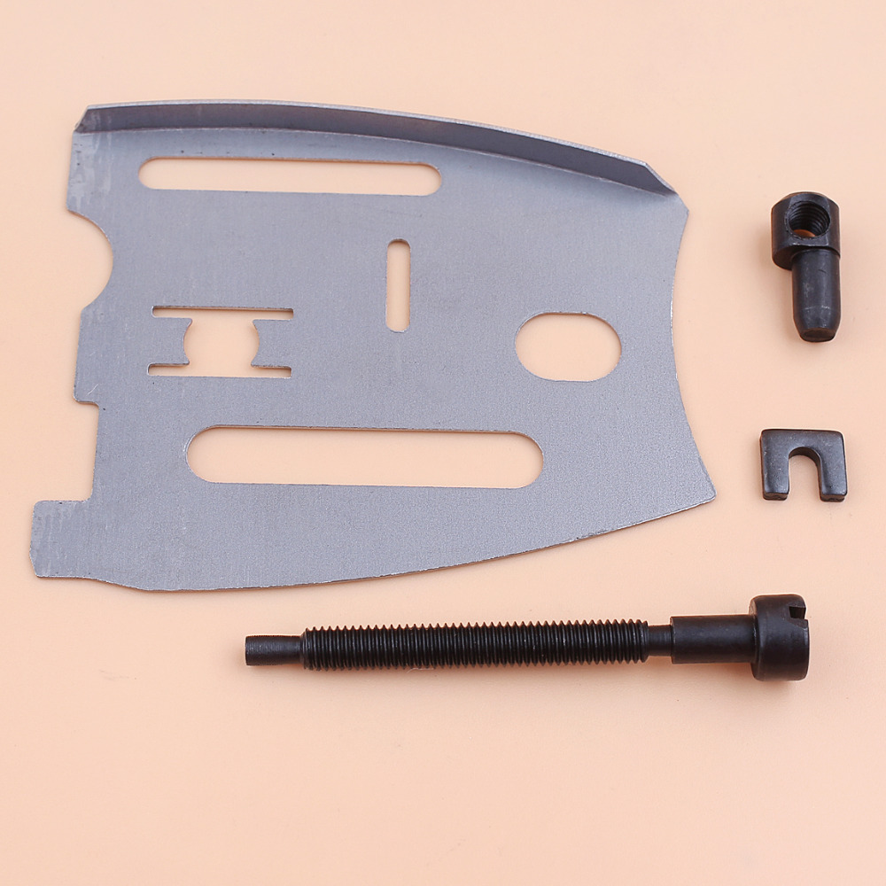 Guide Bar Plate Chain Tensioner Adjuster Screw Kit For JONSERED 625 630 670 2077 2083 Chainsaw