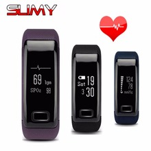Unique Slimy Sensible Wristband Bracelet Finest Sensible Band Health Tracker Coronary heart Charge Monitor Blood Stress IP67 Waterproof Inventory