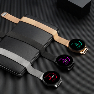 Image 5 - Full Touch Screen Smart Watch Band Fitness Bracelet Heartrate Blood Pressure Tracker Men Women Wristwatch For Android iOS Xiaomi