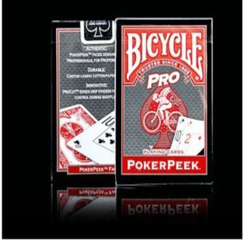 bicycle pro professional bicycle playing cards magic