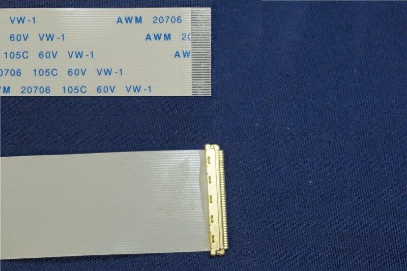 20pcs I-PEX 20453-030 Flexible Flat Ribbon Cable FFC FPC 30 Pin 0.5mm pitch 10 14.115.6 17 EDP Panel Same Contact Sides
