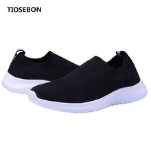 Buy Women's Lightweight Shoes Breathable Mesh Running Female Sneakers Soft Comfortable Sportwear Shoes Jogging Walking Shoes directly from merchant!