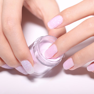 Image 4 - NICOLE DIARY Blinking Dipping Nail Powder Colorful Sweet Dip Glitter Chrome Nail Art Decorations Dipping Base Top Activator