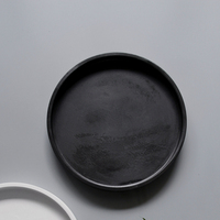 S8085 flower pot holder silicone molds concrete tray moulds concrete Home Furnishing molds fruit plate moulds