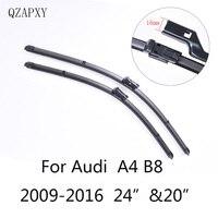 Щетки стеклоочистителя для Audi A4 B8 24