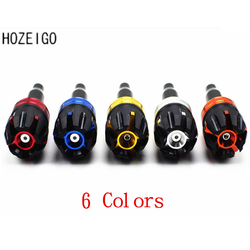Universal Motorcycle modified parts aluminum alloy frame slider crash cap collision pad protection