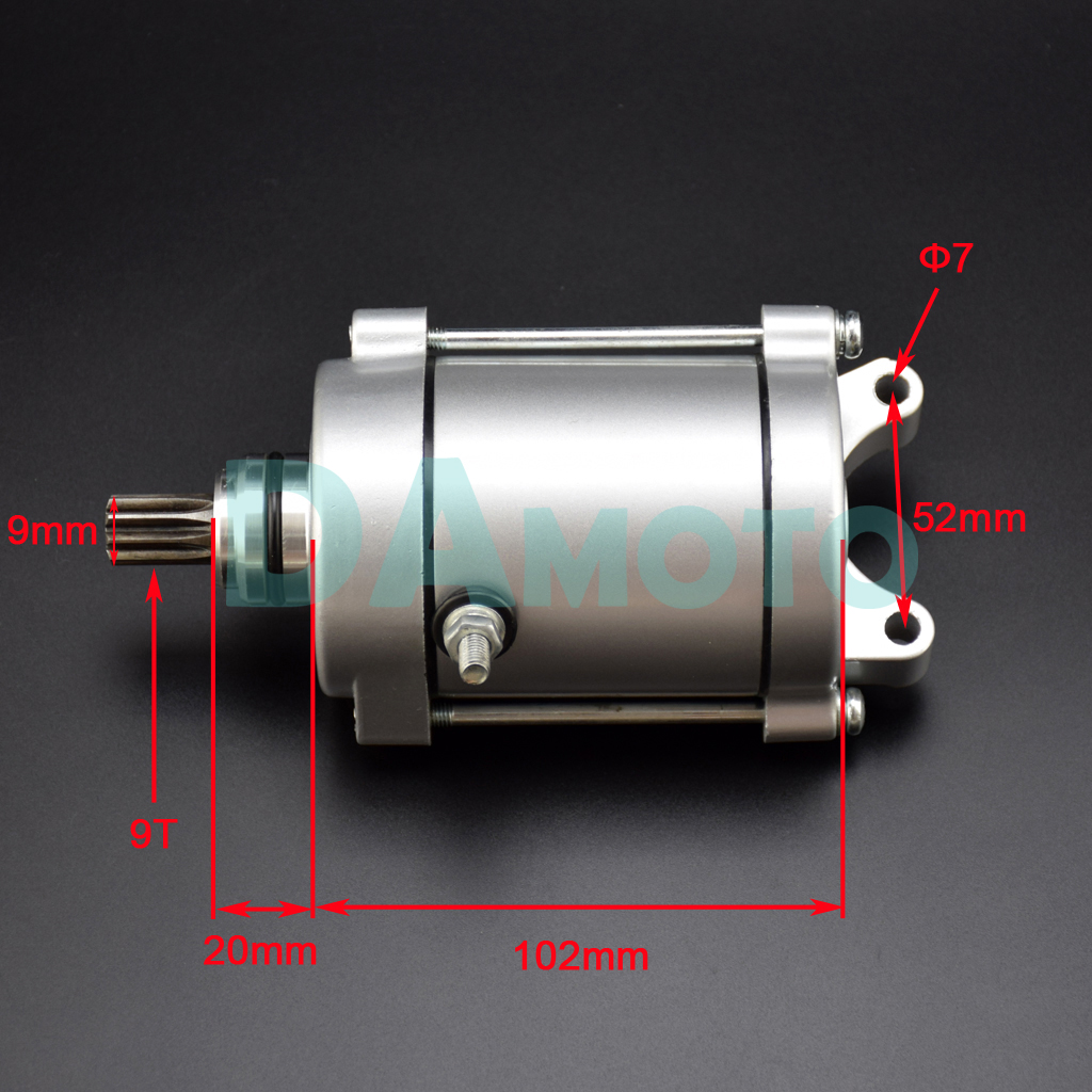 250cc Electric Starter Gy6 ATV Moped Scooter ATV Go Kart  Engine Parts