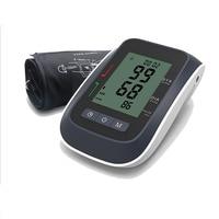 Portable Tonometer BP Cuff arm Sphygmomanometer Blood Presure Meter Monitor Heart Rate Pulse