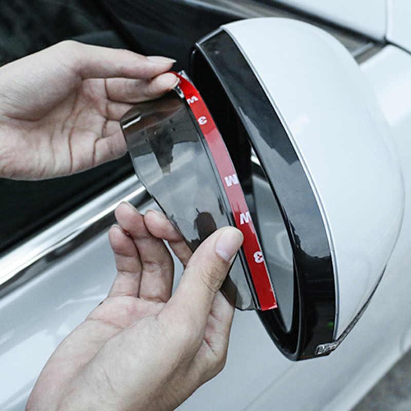 Aksesoris Mobil Kaca Spion Hujan Warna untuk Citroen Xsara Picasso Radio 2 DIN Android Volvo V70 BMW E61 Touareg Skoda
