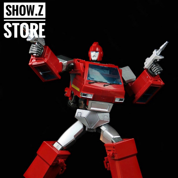 [Show.Z Store] WeiJiang MPP27 Ironhide Oversized MPP 27 Transformation Action Figure managing the store