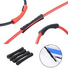 5 шт. велосипедный кабель защитный рукав труба переключения шланг линии Защитная крышка обёрточная бумага пластиковый органайзер обёрточная бумага трубка Retardant кабель