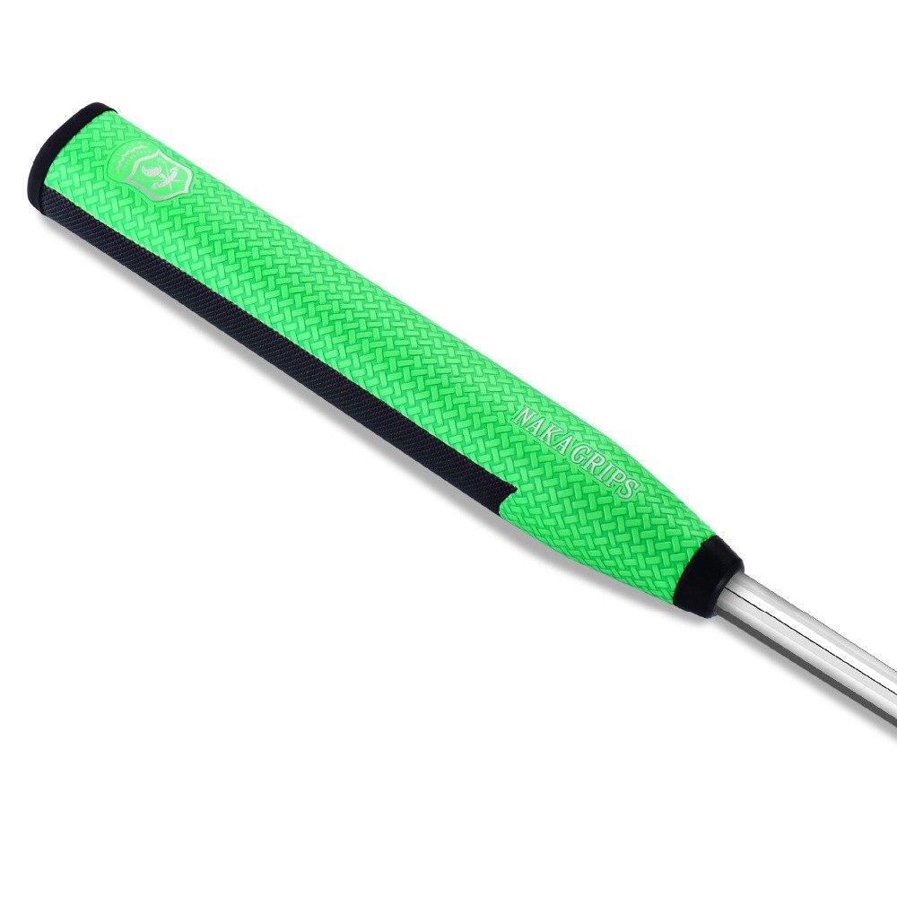 Image 5 - Новый пистолет NAKA Life Pu 5,0 рукоятки для коротких клюшек для гольфа 6 цветной карандаш стиль дизайн гольф клуб нескользящие носки-in Рукоятки клюшки from Спорт и развлечения
