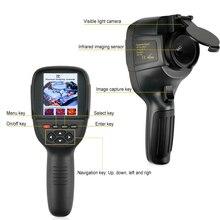Цифровой тепловизор HT-18 ручной ИК-детектор камера инфракрасная температура тепла с хранения матч Seek/FLIR тепловой