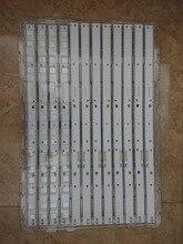 5 مجموعة = 10 قطعة LED شريط إضاءة خلفي لسامسونج UE55KU7500 UE55KU6500 UE55LS003A BN96 39595A 39596A 39601A 39602A 39597A 39598A