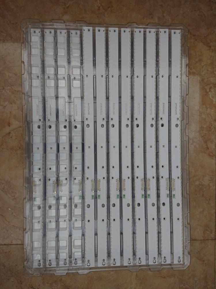 5set=10 PCS  LED Backlight Strip For Samsung UE55KU7500 UE55KU6500 UE55LS003A BN96-39595A 39596A 39601A 39602A 39597A 39598A