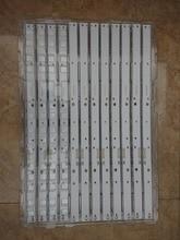 5set=10 PCS  LED backlight strip for Samsung UE55KU7500 UE55KU6500 UE55LS003A BN96 39595A 39596A 39601A 39602A 39597A 39598A