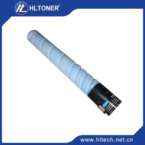 TN221 copier toner cartridge compatible konica minolta bizhub C227 C287 C7528 1pcs/lot 1pcs compatible developer for minolta 7020 7022 7030 7130 7025 copier parts