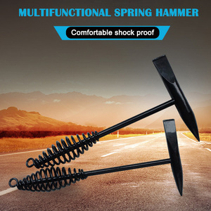 Spring Handle Chipping Hammer