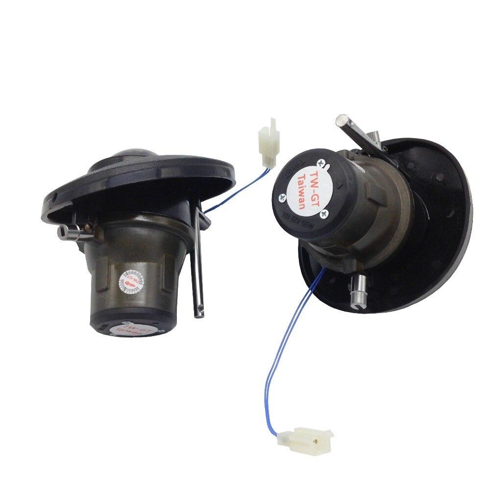 TW GT Тюнинг автомобилей 2,5 hid Биксеноновая foglight объектив проектора пятно света foglamp H11 для TOYOTA Fortuner Hilux SW4 VIGO RAV 4 VIOS