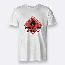где купить Trip Hop Massive Attack Sz S-3XL White Tee Mens T-Shirt Fashion Classic Unique gift по лучшей цене