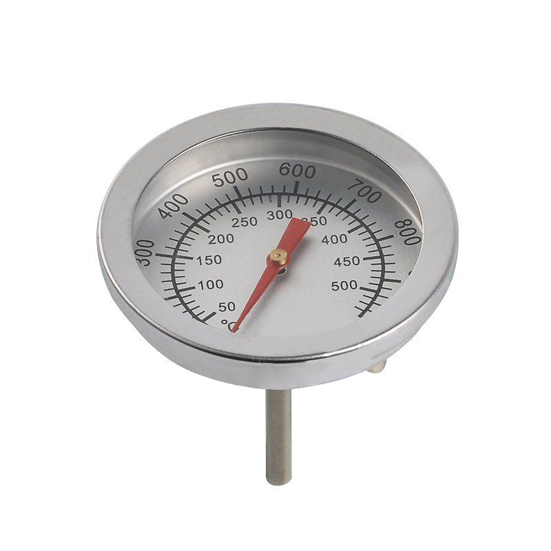 Barbecue Termometro Gauge50-500 ℃ StainlessBBQ Smoker Grill Temperatura