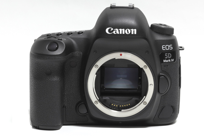 New Canon EOS 5D Mark IV 30.4MP DSLR Camera Body Only ...