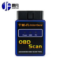EasyDiag wifi ELM 327 scanner de diagnóstico do carro obd 2 auto diagnóstico ferramenta eml327 wi-fi mini-obd2 Elm327 do scanner na Android/ios